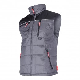 Sleeveless winter jackets