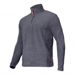 FLEECE JACKETS WITH HALF ZIP