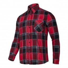 CHECKED FLANNEL SHIRTS