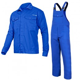 ANTISTATIC CLOTHES - SET (JACKET, BIB PANTS)