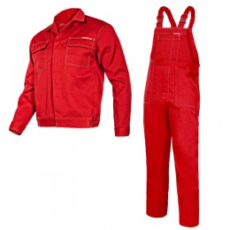 1 PROTECTIVE CLOTHES — SETS (JACKET & BIB PANTS)