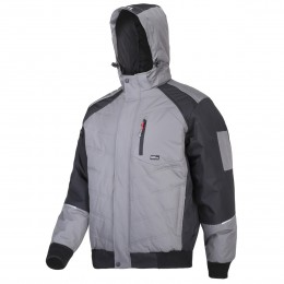 PADDED JACKETS WITH HOOD
