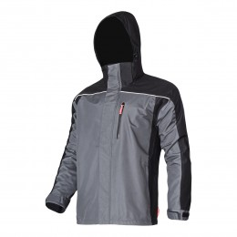 PADDED JACKETS WITH DETACHABLE FLEECE