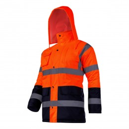 1 HIGH VISIBILITY PADDED JACKETS