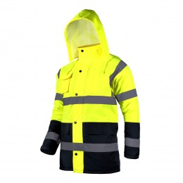 HIGH VISIBILITY PADDED JACKETS