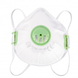 FFP3 DUST-PROOF MASKS WITH A VALVE