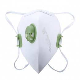 DUST MASKS FOLDABLE FFP3 WITH VALVE