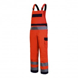 HIGH VISIBILITY PREMIUM BIB PANTS