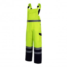 HIGH VISIBILITY BIB PANTS