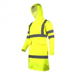 HIGH VISIBILITY RAINCOATS
