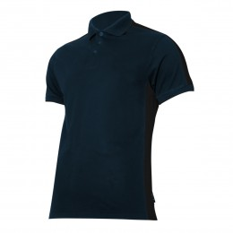 POLO SHIRTS BLACK-NAVY BLUE