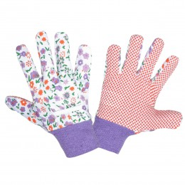 DOTTED PROTECTIVE GLOVES