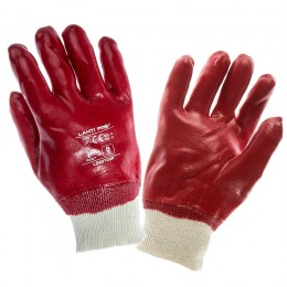PVC COATED PROTECTIVE GLOVES