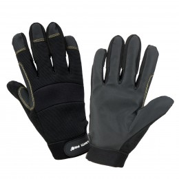 PVC-COATED PROTECTIVE GLOVES