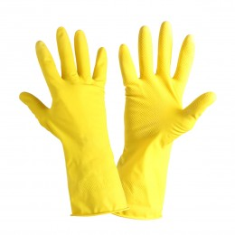 HOUSEHOLD LATEX PROTECTIVE GLOVES