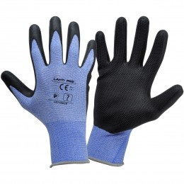 LATEX COATED PROTECTIVE GLOVES