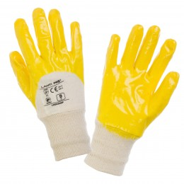 NITRILE COATED PROTECTIVE GLOVES