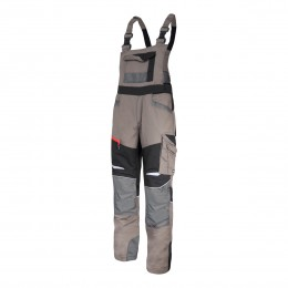 PROTECTIVE BIB PANTS, SLIM FIT