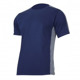 T-SHIRTS NAVY BLUE-GREY