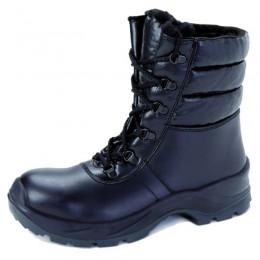INSULATED HIGH Ankle boots (safety foo twear)