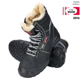 HIGH PADDED BOOTS (SAFETY FOOTWEAR)