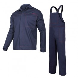 WELDING CLOTHES - SET (JACKET, BIB PANTS)